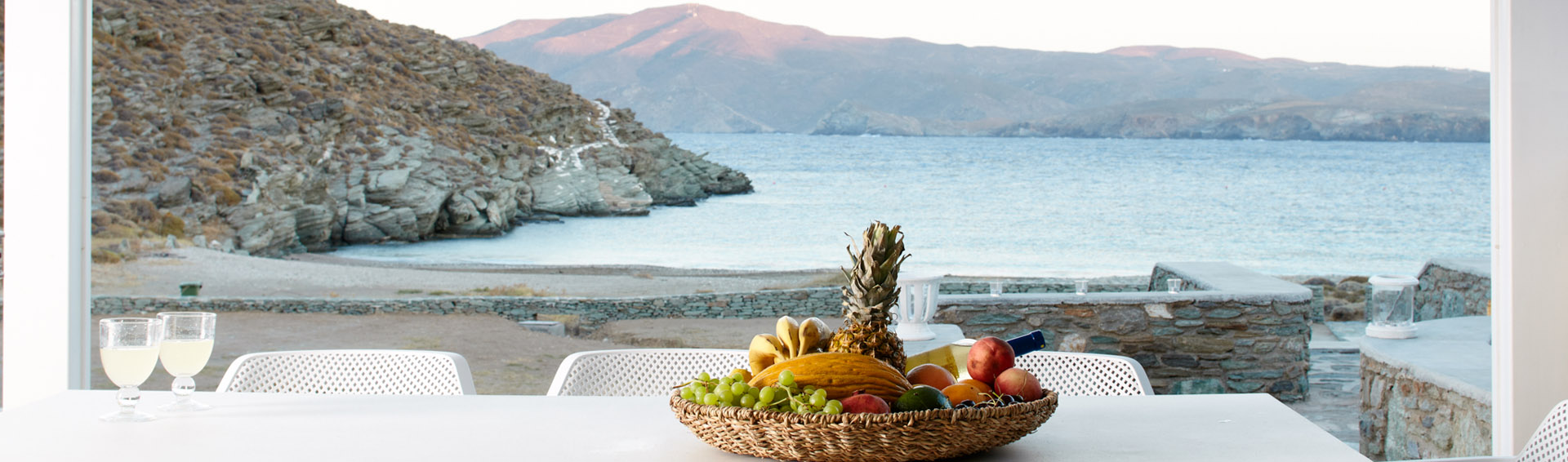 Eneos Kythnos Beach Villas executive