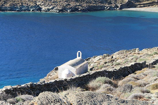 Kythnos Experience Archaeological Sites, Culture & Caves