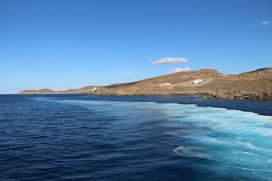 Cyclades getaway close to Athens