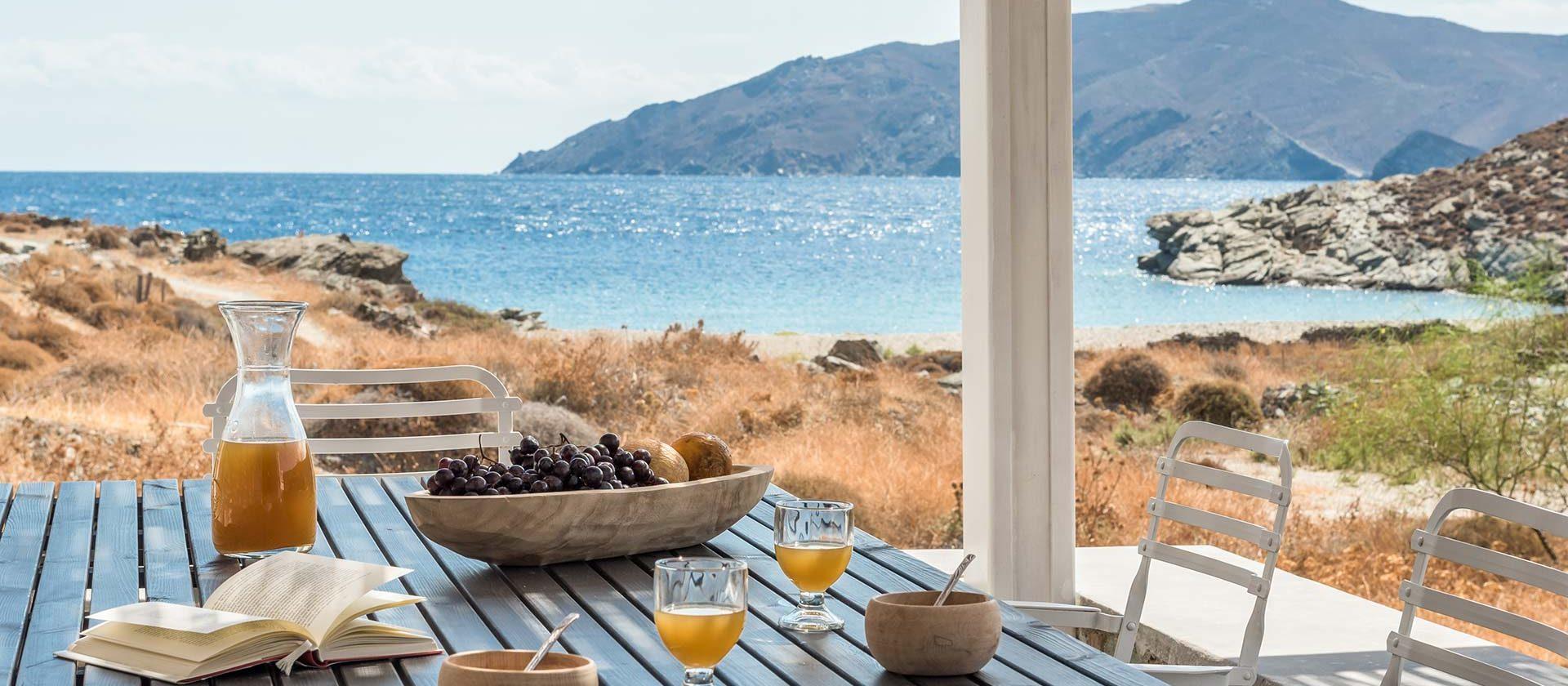 Eneos Beachvillas Elegant Villa