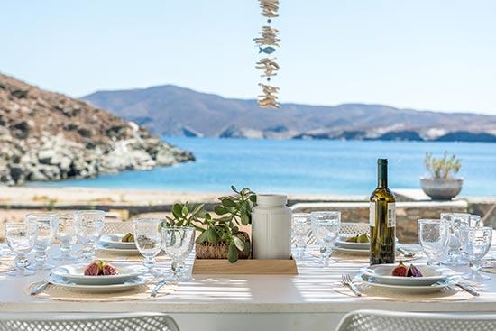 Agios Sostis Beach Living