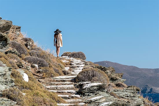 Eneos Beach Villas Experience Authentic Cyclades 20000 Natura Hiking